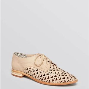 Matt Bernson // Gimlet Lace Up Oxford Flats